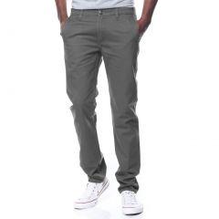 Diamond Supply Co. Men's 8oz. Classic Chino Slim Fit Pants Gray
