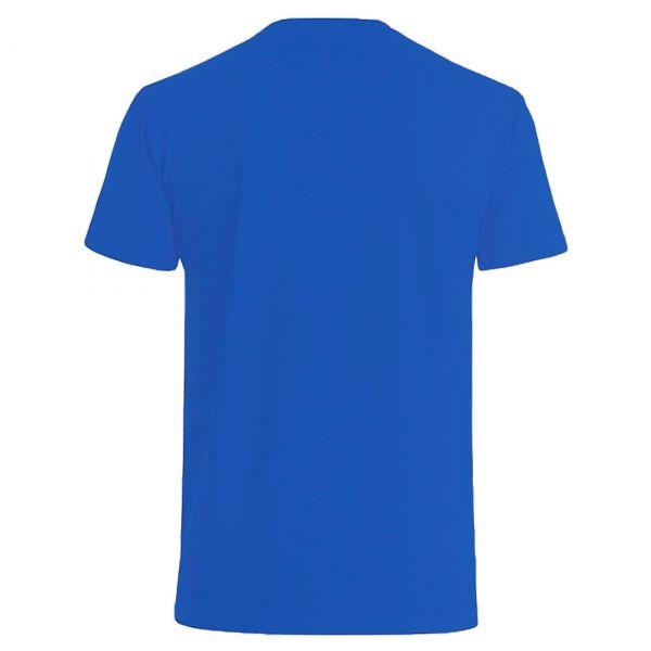 Alpinestars Men's Ride 2.0 Short Sleeve T Shirt Royal Blue/White