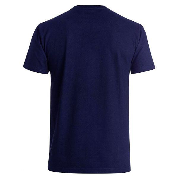 Alpinestars Men's Disk Ride Dry Short Sleeve T Shirt Navy Blue
