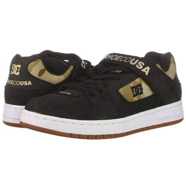 Manteca V SE Low Top Sneaker Shoes Black