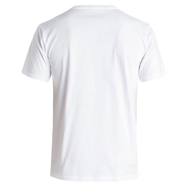 LRG Men's Tree Stack Short Sleeve T Shirt White
