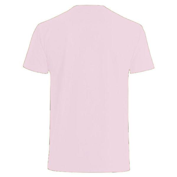 LRG Men's Logo Plus Short Sleeve T Shirt Baby Pink