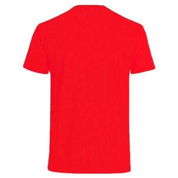 LRG Men's Quick Core Short Sleeve T Shirt Red