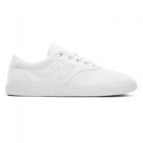 New Balance Men's All Coasts 55 Low Top Sneaker Shoes White
