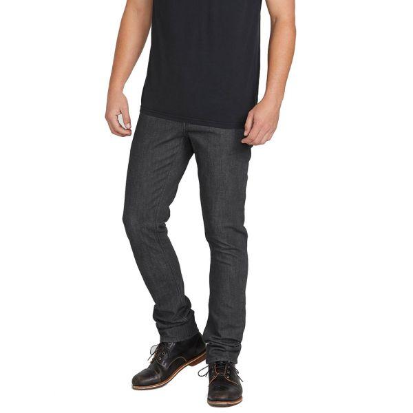 2x4 Skinny Fit Denim Jeans Gray