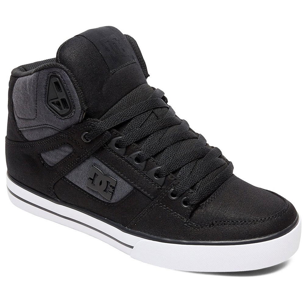 High top skate shoes