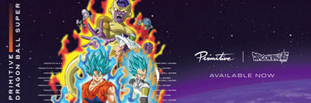 Primitive Skateboarding x Dragon Ball Z Super Collaboration
